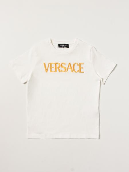 Young Versace: Футболка Детское Versace Young