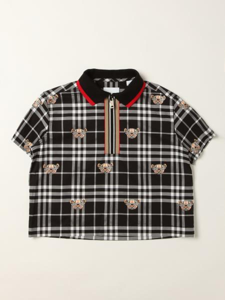 Chemise enfant Burberry