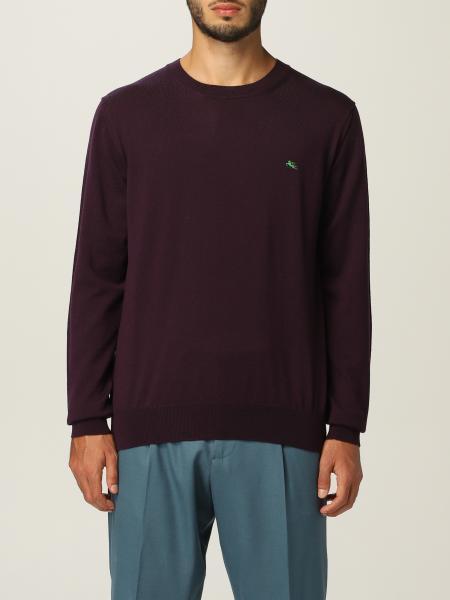 Etro men: Etro wool jumper