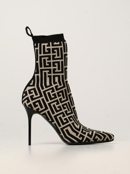 平底靴 女士 Balmain