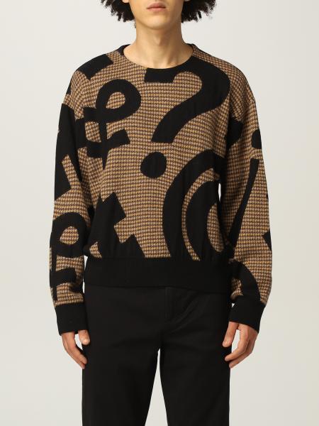 Maglia Moschino Couture in lana e viscosa