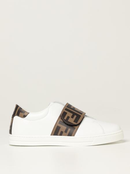 Zapatos niños Fendi