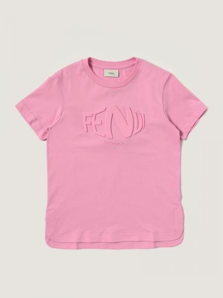 T恤 儿童 Fendi