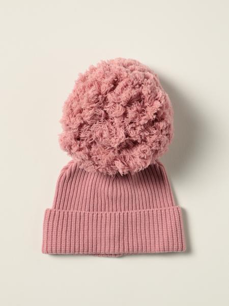 Alberta Ferretti hat with big pompon
