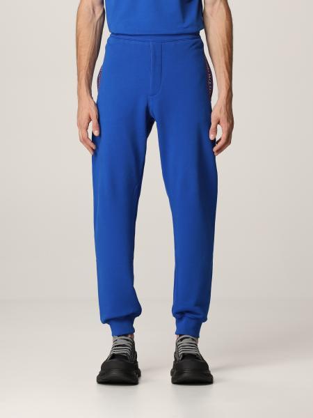 Alexander McQueen jogging pants with logo