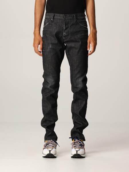 Jeans skinny Cool Guy Dsquared2 in denim washed