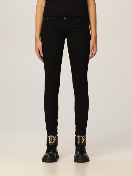 Dsquared2 女士: 牛仔裤 女士 Dsquared2