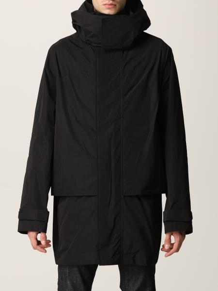 Cappotto Dsquared2 in tessuto tecnico