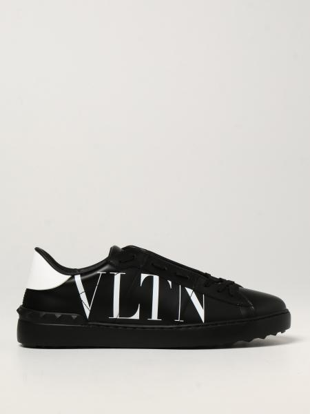 Valentino: Sneakers Open Valentino Garavani in pelle