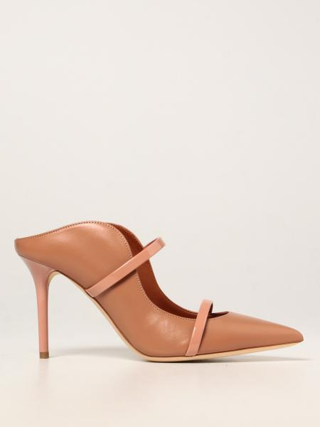 Maureen Malone Souliers leather mules