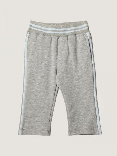 Monnalisa cotton jogging trousers