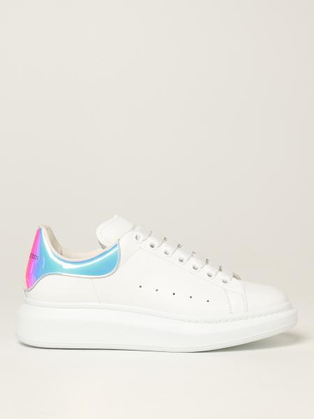 Sneakers Larry Alexander McQueen in pelle