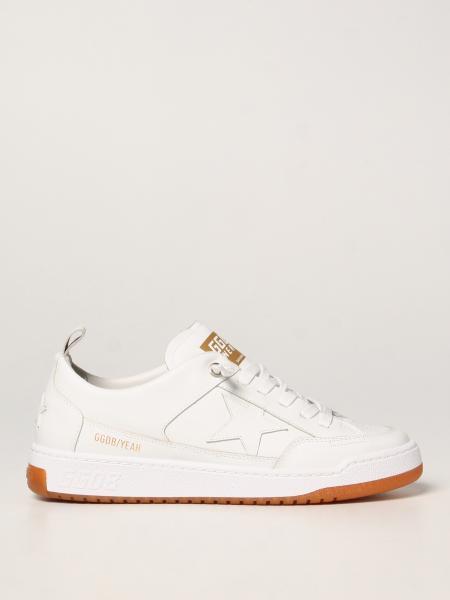 Yeah Golden Goose leather sneakers