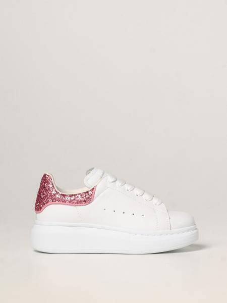 Обувь Детское Alexander Mcqueen