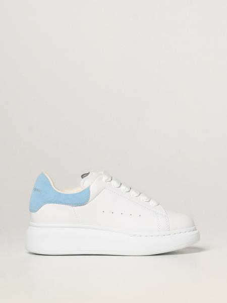 Alexander McQueen sneakers in leather