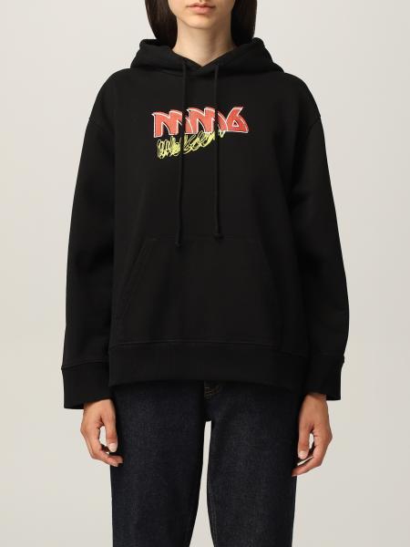Mm6 Maison Margiela für Damen: Sweatshirt damen Mm6 Maison Margiela