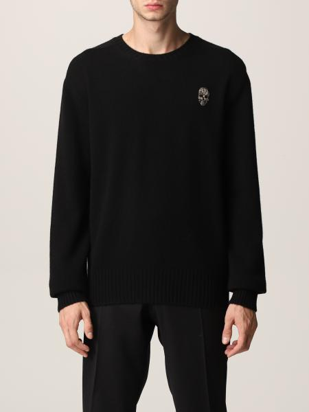 Alexander McQueen cashmere and silk sweater