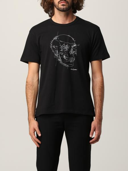 Alexander Mcqueen für Herren: T-shirt herren Alexander Mcqueen