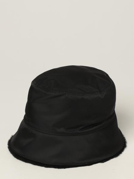 Prada: Cappello da pescatore Prada con logo