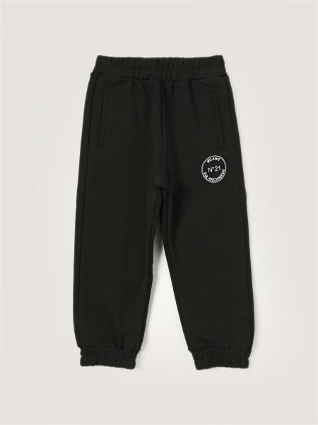 N ° 21 jogging trousers with logo