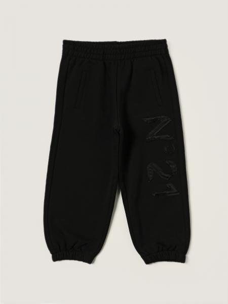 N ° 21 jogging pants with logo
