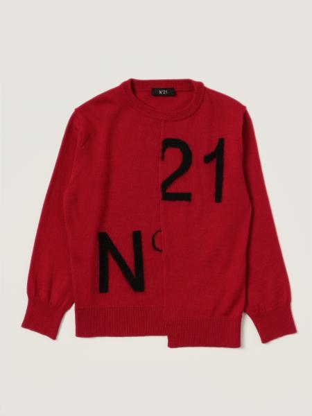 N° 21: Jersey niños N° 21