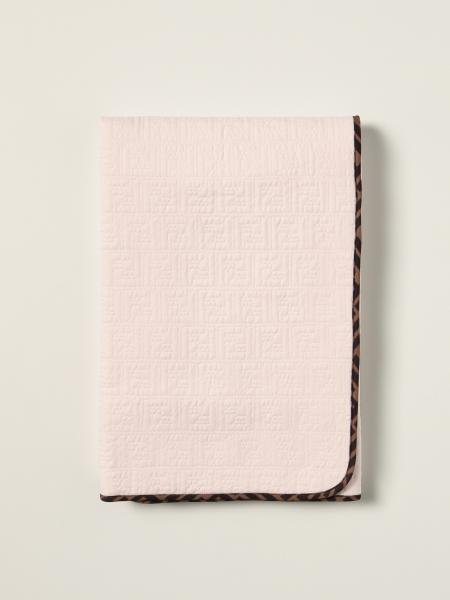 Fendi cover with all-over FF logo