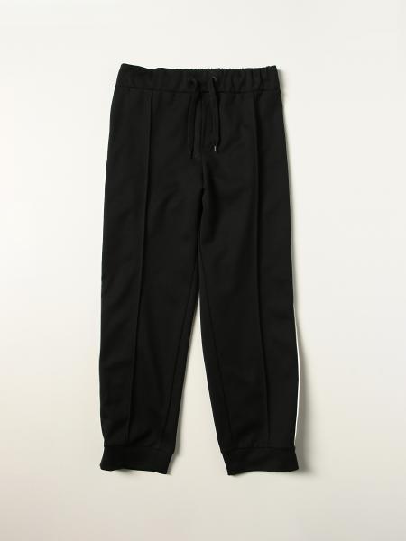 Pantalone jogging Fendi con bande FF