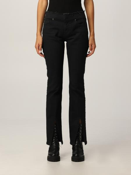 Frame: Jeans Frame svasato in cotone riciclato