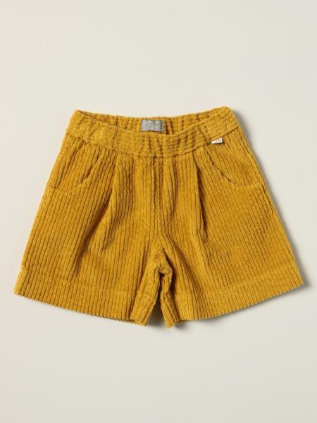 Pantalones cortos niños Il Gufo