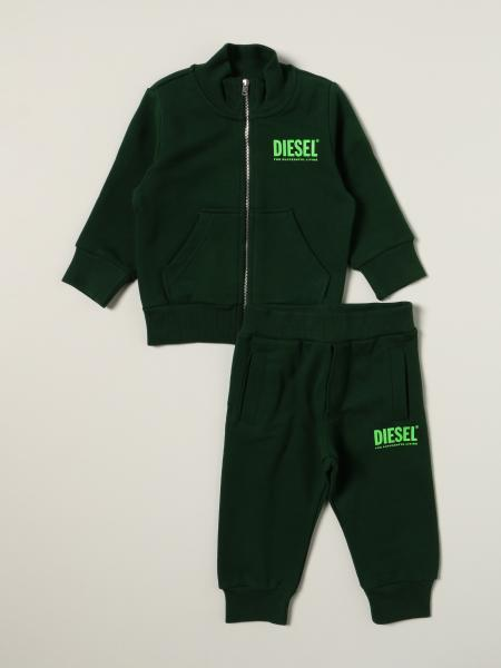Diesel 卫衣+慢跑裤套装