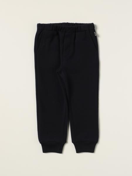 Il Gufo jogging trousers in cotton