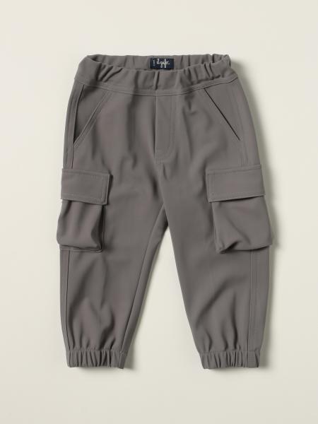 Il Gufo cargo pants in lycra blend