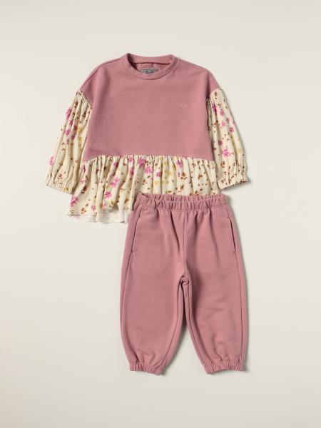 Il Gufo shirt + trousers set in cotton blend