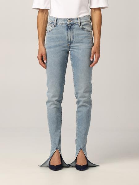 The Attico femme: Jeans femme The Attico