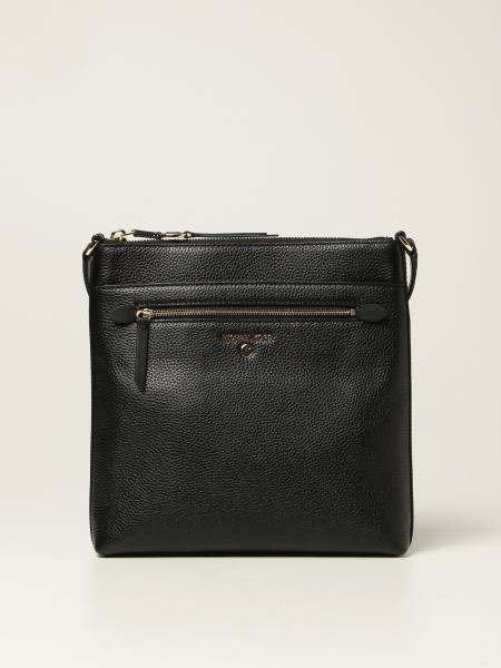 Michael Kors: Michael Michael Kors shoulder bag in textured leather
