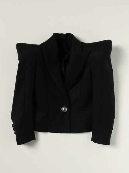 Balmain jacket with pointed shoulders