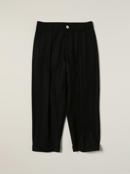Balmain pants in virgin wool blend