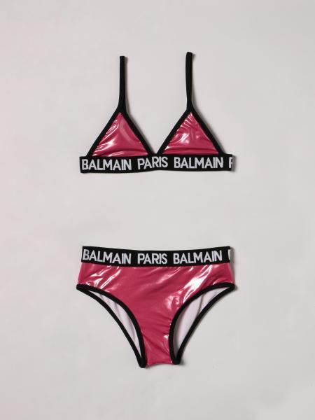 Shiny Balmain bikini set