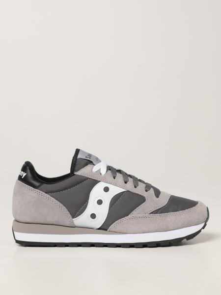 Saucony: Saucony Jazz trainers in suede and nylon