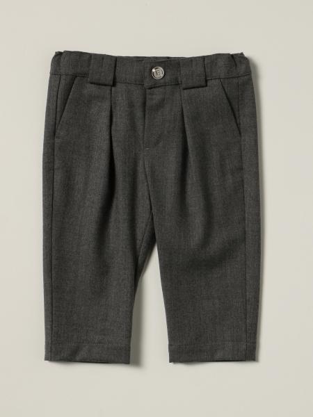 Balmain trousers in stretch virgin wool