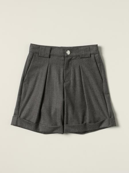Balmain Bermuda shorts in virgin wool
