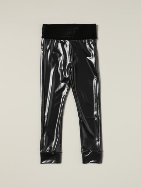 Metallic stretch Balmain leggings