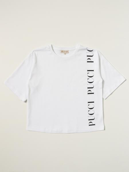 T恤 儿童 Emilio Pucci