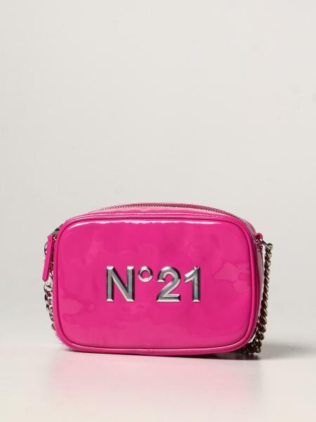N° 21: N ° 21 patent leather bag