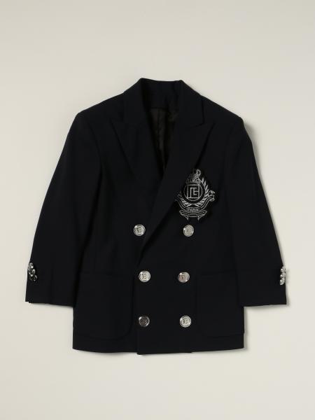 Balmain double-breasted jacket