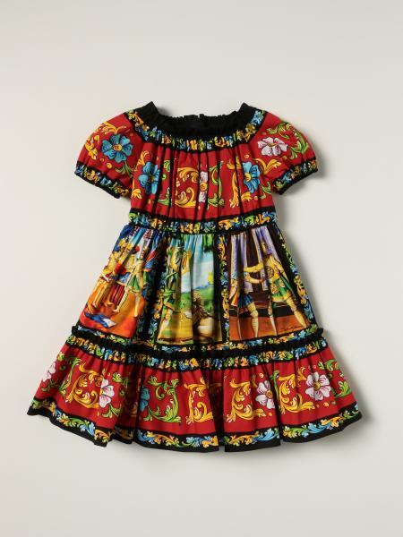Dolce & Gabbana dress with graphic print