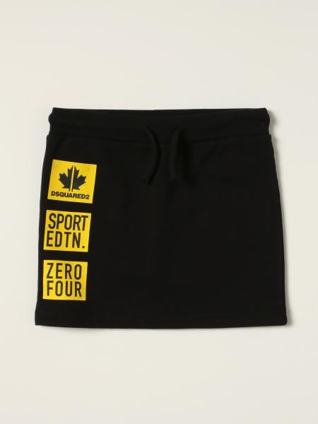 Dsquared2 Junior jogging skirt with logo