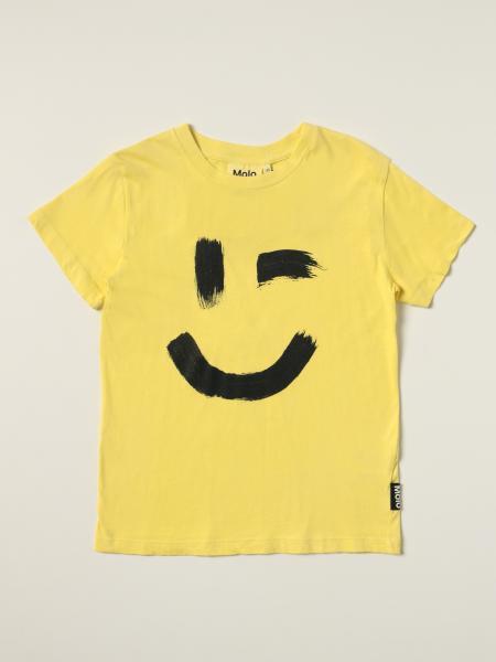 T-shirt kinder Molo