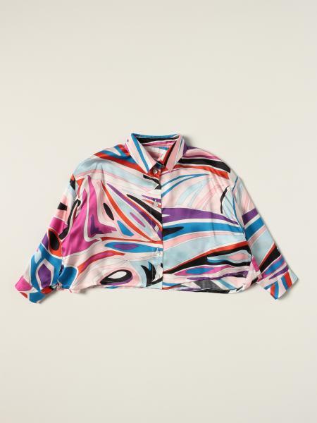 Рубашка Детское Emilio Pucci
